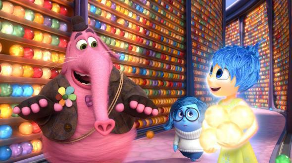 Inside Out's Bing Bong and imaginary friends: An expert