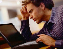 Frustrated freelancer.