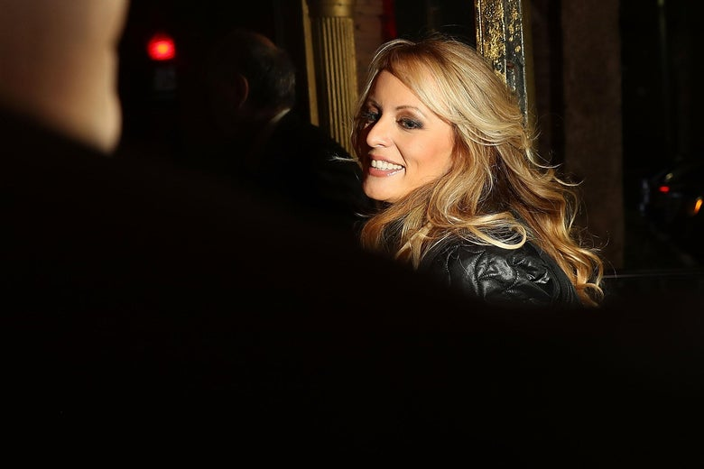 Judge Orders Trump to Pay Stormy Daniels $44,100 for Legal Fees