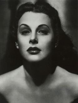 Hedy Lamarr, 1946.