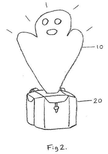 Bear Patent Figure Two.