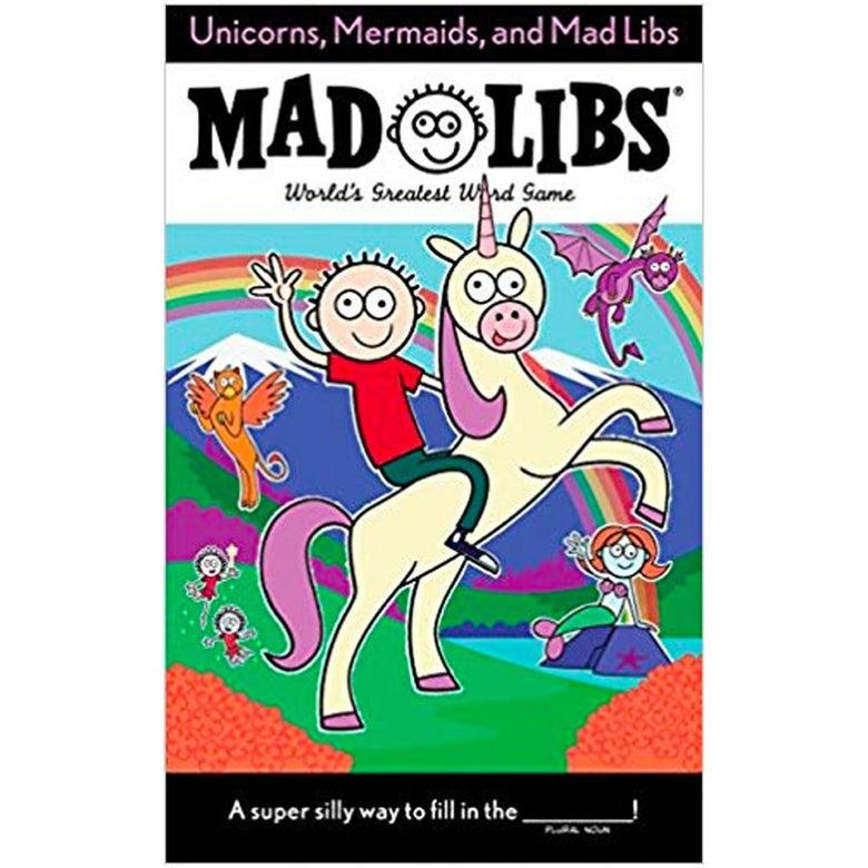 Mad Libs.