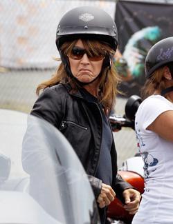 Sarah Palin. Click to expand image.