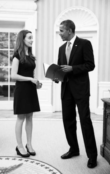 white house correspondence.
