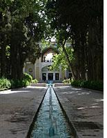Bagh-i Fin Gardens, Kashan. Click image to expand.