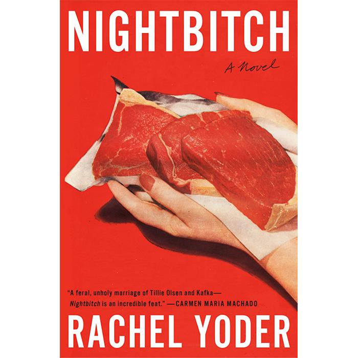 Nightbitch book cover