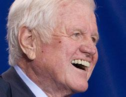 Edward Kennedy. Click image to expand.