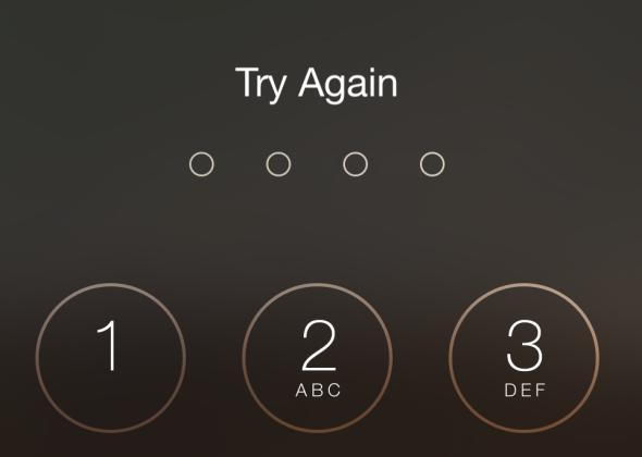 iOS 8.0.1 breaks Touch ID