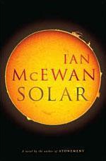 Solar by Ian McEwan.