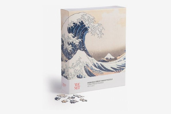 "Hokusai ""Great Wave"" 1000-PiecePuzzle"