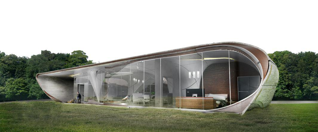 3D Printed House Competition, Chicago (7)