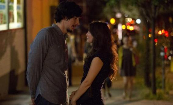 Adam (Adam Driver) and Natalia (Shiri Appleby) in Girls