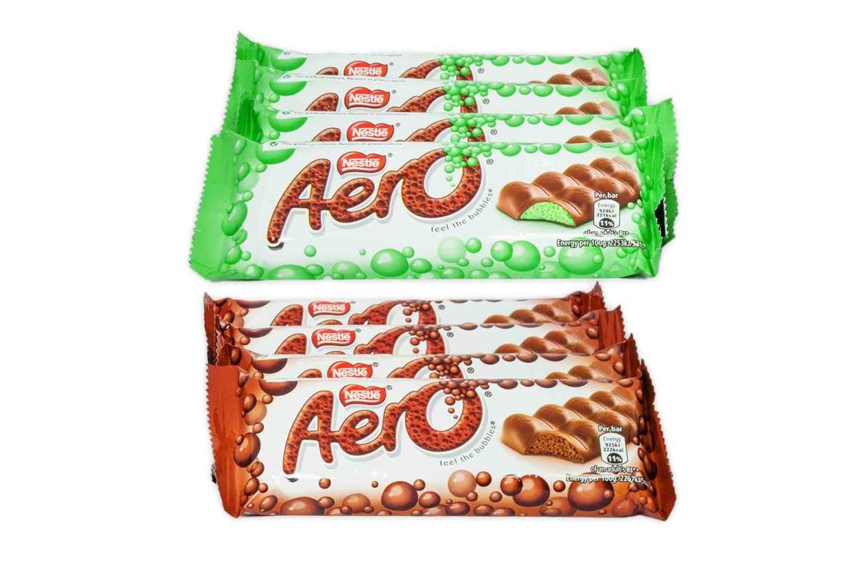 Nestle Aero