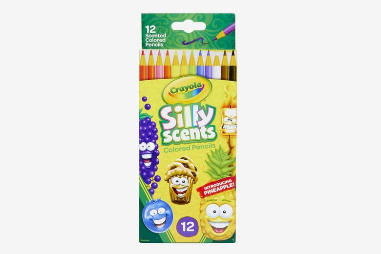 Crayola Silly Scents Scented Colored Pencils