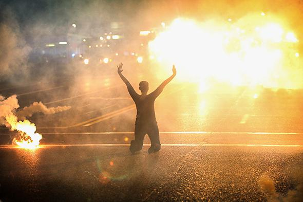 Ferguson, Missouri August 17, 2014