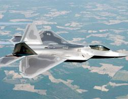 F-22A Raptor. Click image to expand.