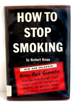 How to Stop Smoking by Herbert Brean.