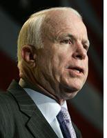 Sen. John McCain. Click image to expand.