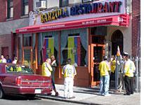 Barzola restaurant in Bushwick, Brooklyn