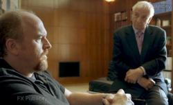 Louis C.K. in Louie.