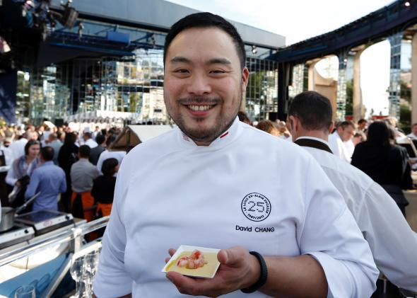 Momofuku founder David Chang