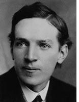 Upton Sinclair. Click image to expand.