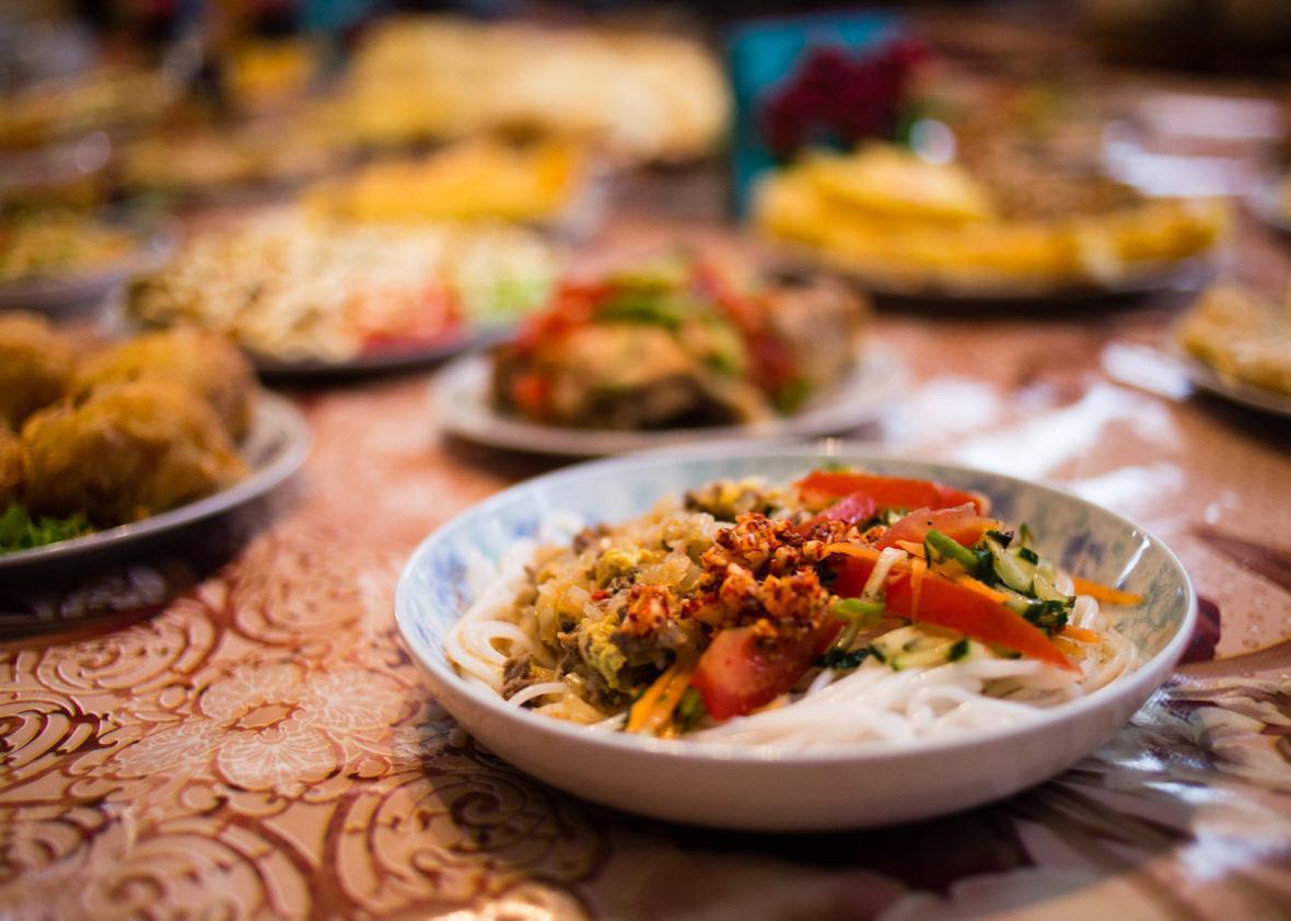Dungan food