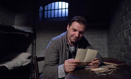 Bates is in jail