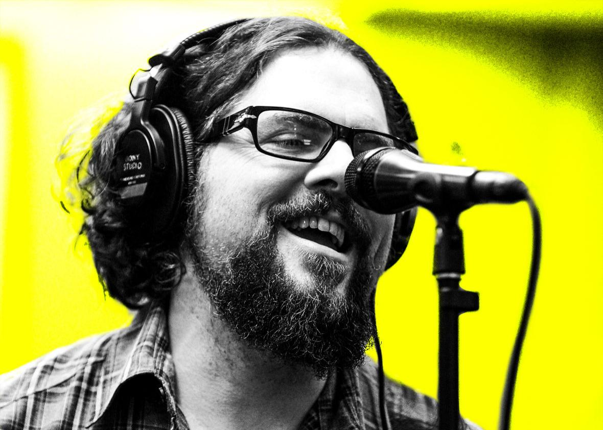 Singer/musician Patterson Hood of The Drive-By Truckers performs at SIRIUS XM Studio on March 29, 2010 in New York City.