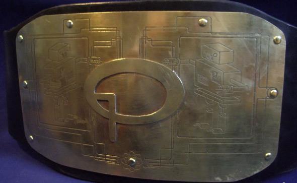 quizotron belt