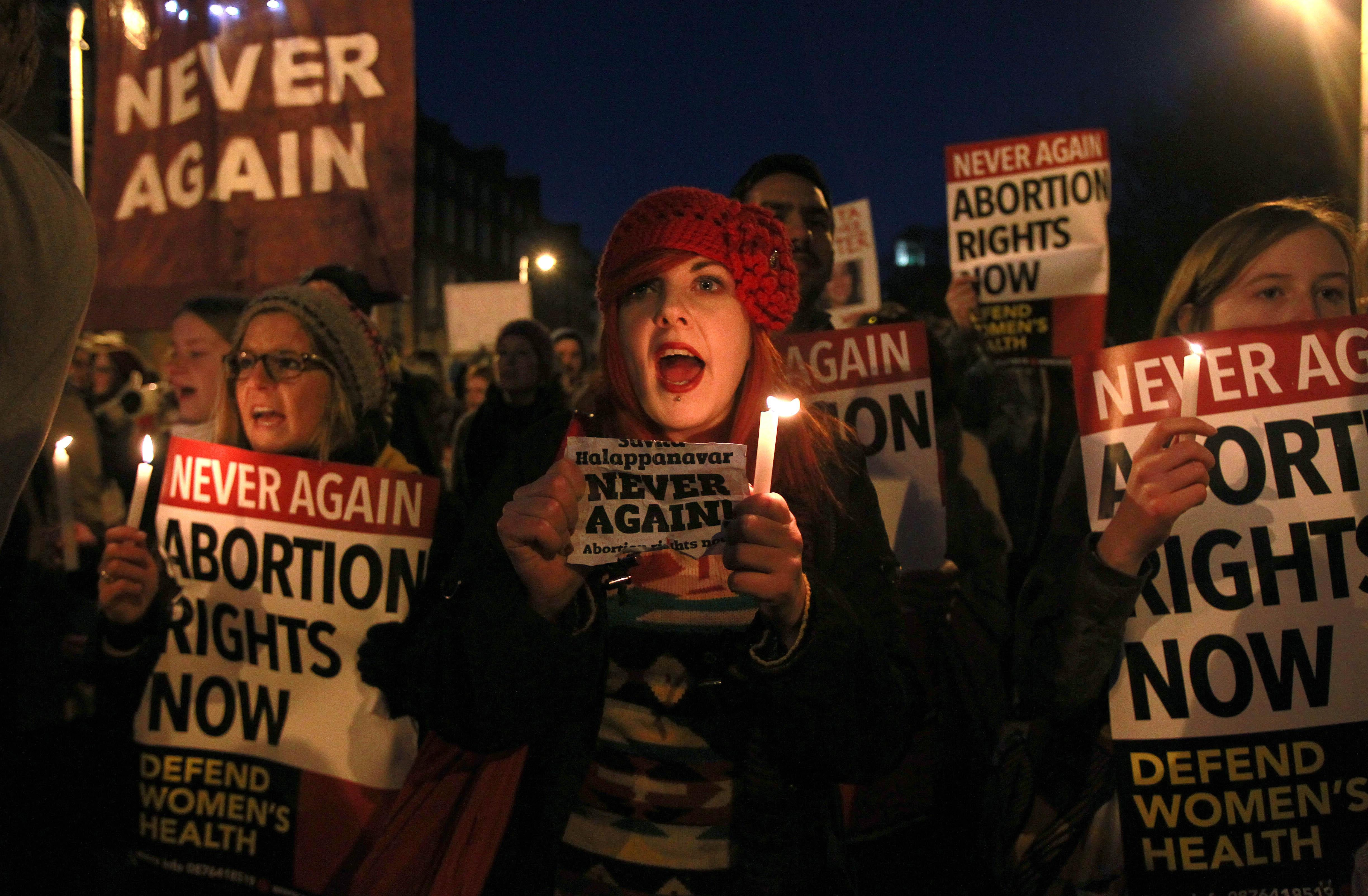 Immigrant Woman in Ireland Denied an Abortion, Forced Into a C-Section