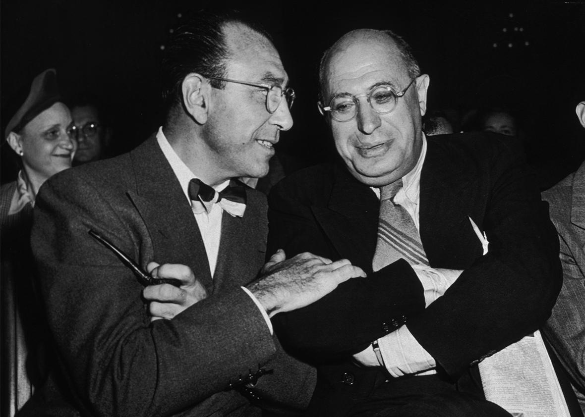 Biberman and Ornitz