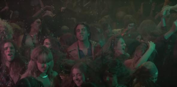 Bobby Cannavale in the trailer for Vinyl