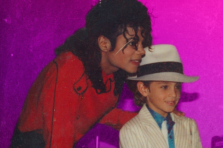 Leaving Neverland.