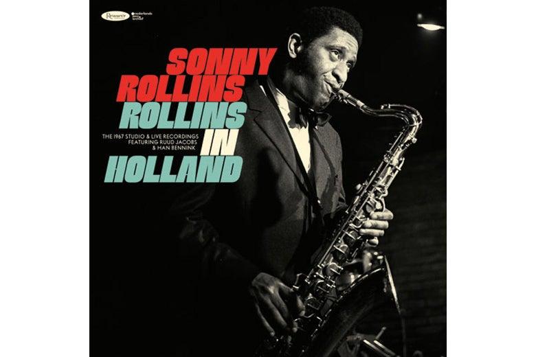 Rollins in Holland album cover