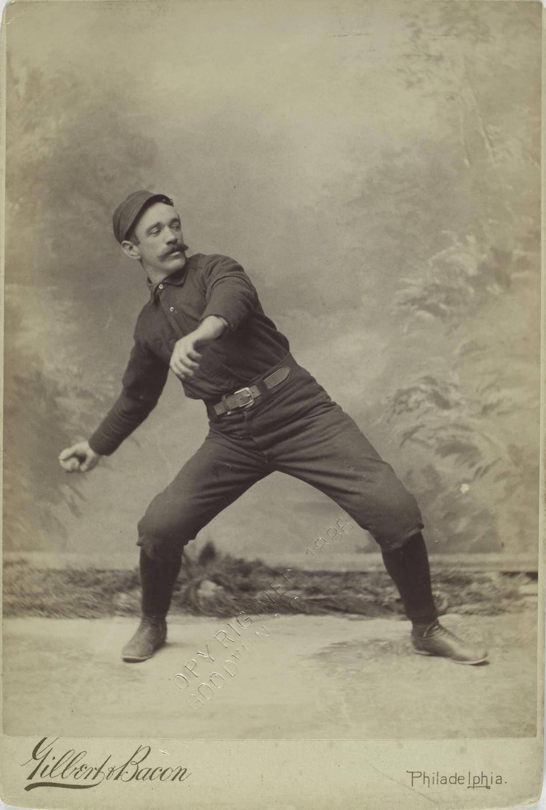 Rare Photographs Of Baseballs Beginnings