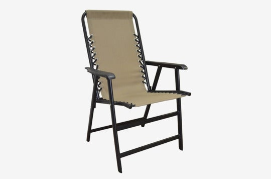 Caravan Sports Suspension Folding Chair.