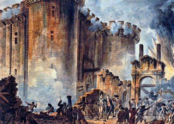 what happened july 14 bastille day