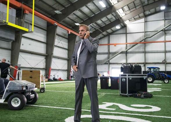 Kevin Costner in Draft Day