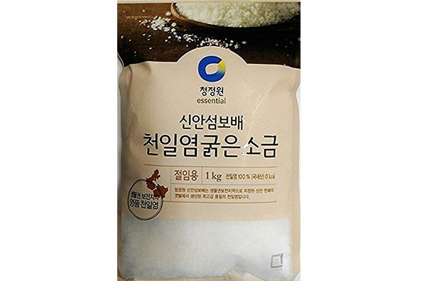 Chung-Jung-One Natural Premium Sea Salt