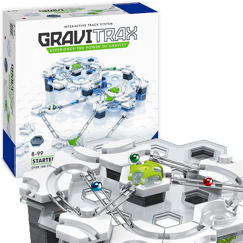 Gravitrax Marble Run Starter Set
