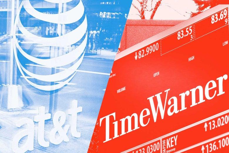 AT&T, Time Warner Inc.