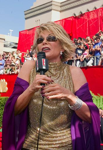 Joan Rivers, 2002
