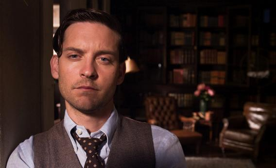 Sample Apa Essay Paper Tobey Maguire As Nick Carraway In The Great Gatsby English Essays For High School Students also Pollution Essay In English The Gatsby Test Can I Ace A High School Test About The Book After  Example Of An Essay With A Thesis Statement