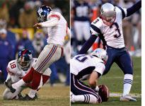 Lawrence Tynes and Stephen Gostkowski. Click image to expand.