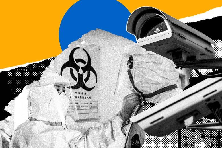 Will Coronavirus Break China's Surveillance State?