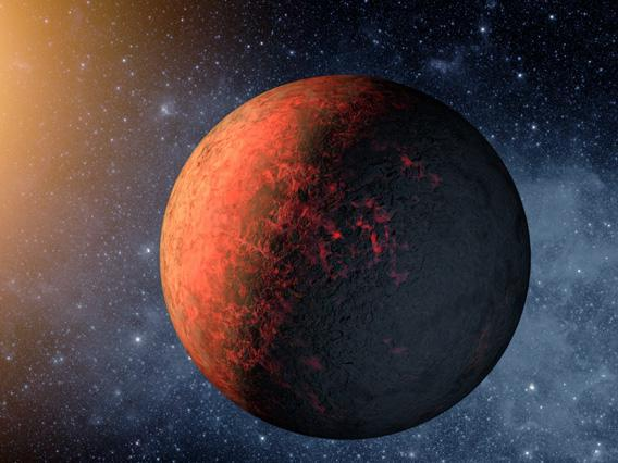 Kepler-20e is the first planet smaller than the Earth discovered to orbit a star other than the sun.