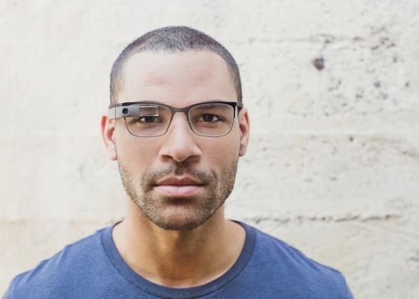 Google's in-house designers have come up with a prescription version of Glass.