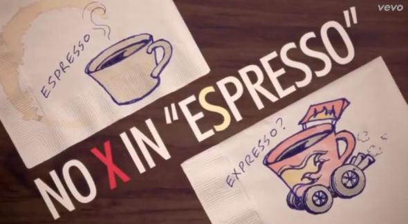 Espresso or expresso? The x spelling actually has considerable historical precedent