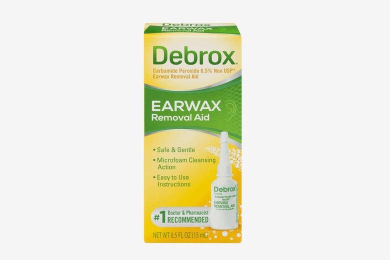 Debrox Removal Aid Drops.